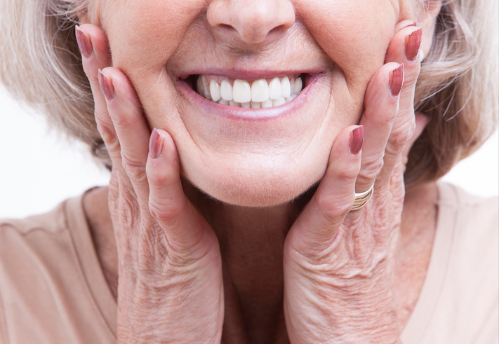 Dentures at Gary L. Glasband, DDS Dentistry
