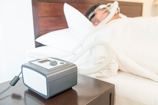 Sleep apnea machine from Gary L. Glasband, DDS Dentistry